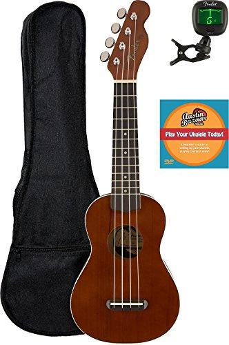 Where to find ukulele fender soprano?