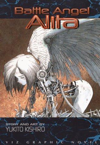 Battle Angel Alita, Vol. 1: Rusty Angel by VIZ Media LLC