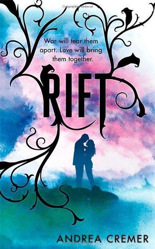 """""""Rift - A Nightshade Novel"""" av Andrea Cremer"""