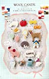 Hamanaka wool Candy 12 color set