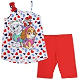 Paw Patrol Girls Biker Short Set 4-6X