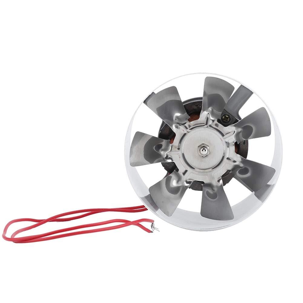 25 W para el hogar Ventilador de ventilaci/ón para Pared con bajo Nivel de Ruido ba/ño 220 V Cocina ventilaci/ón Garaje
