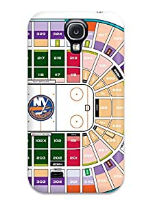 Excellent Galaxy S4 Case Tpu Cover Back Skin Protector New York Islanders Hockey Nhl (49)