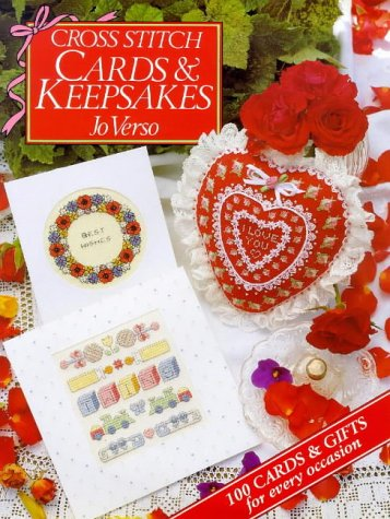 Free Card Embroidery Patterns (Cross Stitch Cards and Keepsakes)