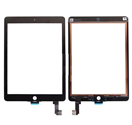 iPad Air 2 Digitizer Replacement Glass Touchscreen [NOTICE]- Need  professional Machine to fix your iPad  sell for Pro Repair Shop only [For  Apple iPad