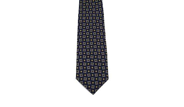 Dolce & Gabbana - Corbata - para hombre Blau mit Muster 06 Talla ...