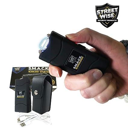 Amazon.com: Streetwise Smack 16.000,000 - Pistola de llavero ...