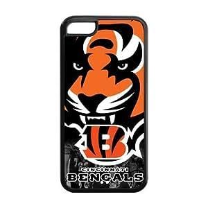 NFL Cincinnati Bengals For Samsung Galaxy S5 I9500 Cover Hard Case Cover Protector Chrimas Gift Idea