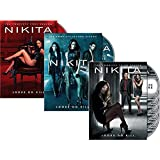 Nikita: The Complete Series Seasons 1,2 & 3 (3-Seasons DVD Pack)