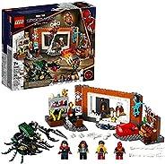 LEGO Marvel Spider-Man at The Sanctum Workshop 76185 Building Kit (355 Pieces)