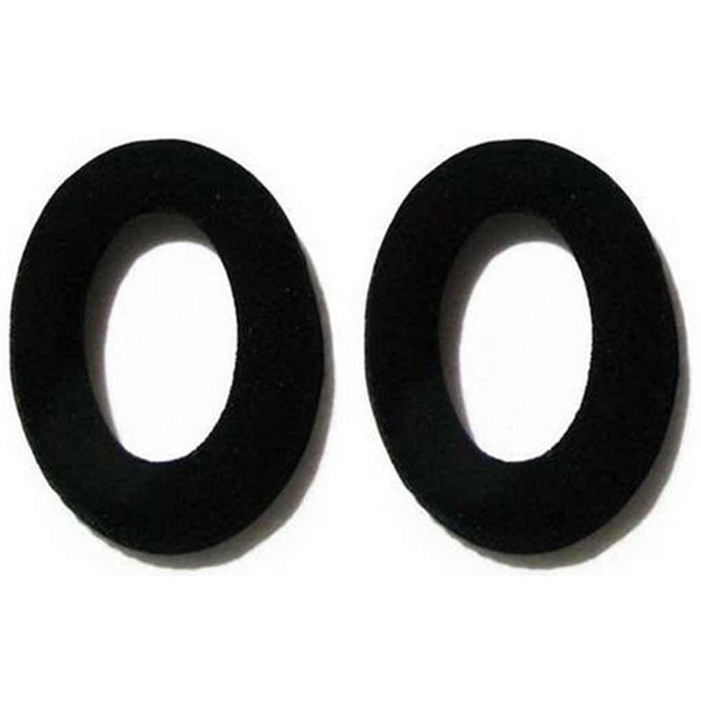 Bobury Ear Pads Memory Foam earshield Cuscini in velluto della cuffia cuffia avricolare della copertura Earcaps per Sennheiser HD515 HD555 HD595 HD518