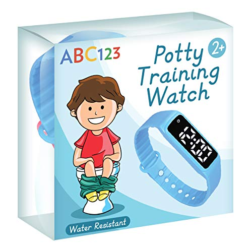 ABC123 Potty Training Watch