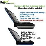 Mugen Power for Nintendo 3DS XL/LL 5800mAh Triple