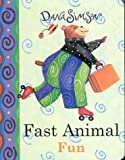 Fast Animals, Dana Simson, 1740472691