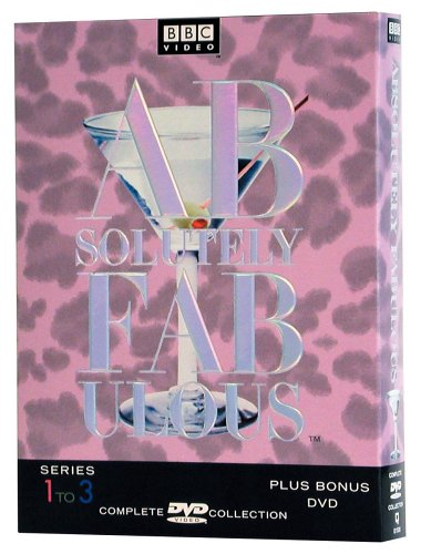Absolutely Fabulous: Complete DVD - Edina Stores