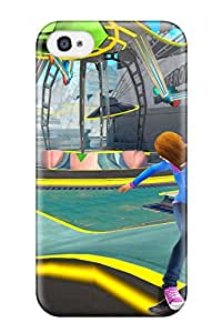 5508438K49858679 New Style Tpu 4/4s Protective Case Cover/ Iphone Case - Shaun White Skateboarding