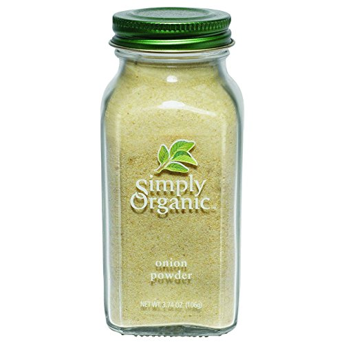 Simply Organic Onion Powder, 3 Ounce -- 6 per case by Simply Organic