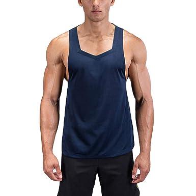 81bd4c0ca00c0 Débardeur Homme Sport Hommes WINJIN Gilet T Shirt Personnalité De La Mode  éTé DéContracté Mince Tee