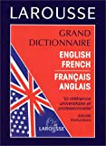 Larousse Grand Dictionnaire English-French/Francais-Anglais, Collectif, 2034015010