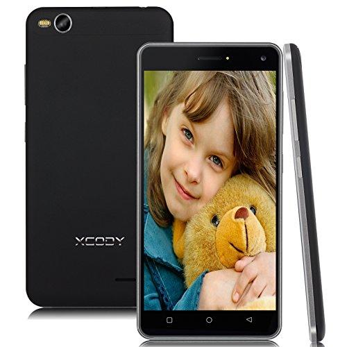 Xgody X13 5.0 Inch Unlocked Cell Phone Android 5.1 RAM 1GB