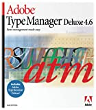 Adobe Type Manager Deluxe 4.6 Mac [Old Version]