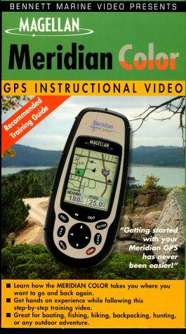 - Magellan Meridian Color GPS Instructional Training Video [VHS]