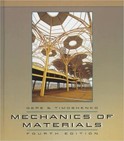Amazon mechanics of materials 9780534934293 james m gere mechanics of materials 4th edition fandeluxe Choice Image