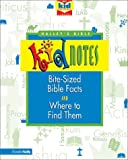 Halley's Bible Kidnotes, Henry H. Halley, 0310701171