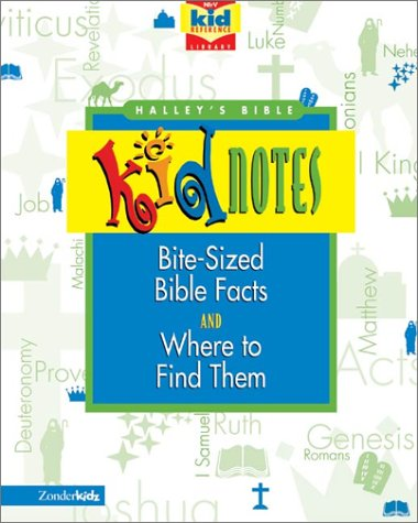 Halley's Bible Kidnotes pdf