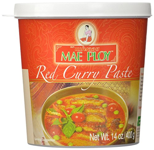 Red Curry Paste, 14 Oz (Pack of 2)