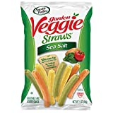 #3: Sensible Portions Garden Veggie Straws, Sea Salt, 1 oz. (Pack of 24)