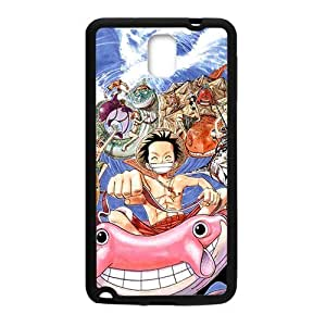 Cartoon Anime Cute Black Phone Case for Samsung Galaxy Note3