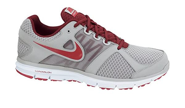 Nike Lunar Forever 2 – Zapatillas de running Gris Grey/Red/Wht Talla:9 UK: Amazon.es: Deportes y aire libre