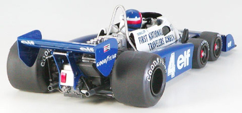 Amazon.com: Tamiya 2 Car Model Kits - Tyrrell P34 1977 Monaco GP Ferrari F-189 Portuguese G.P. (Japan Import): Toys & Games