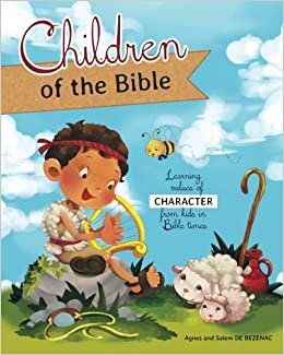 Children of the Bible: Learning values of character from kids in Bible times
