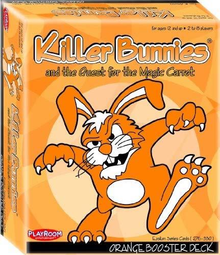 Playroom Entertainment Killer Bunnies Orange Booster