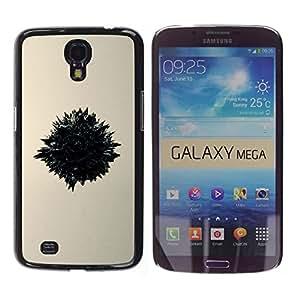 "For Samsung Galaxy Mega 6.3 , S-type Deformación"" - Arte & diseño plástico duro Fundas Cover Cubre Hard Case Cover"