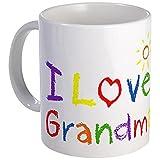 CafePress - I Love Grandma Mug - Unique - Best Reviews Guide