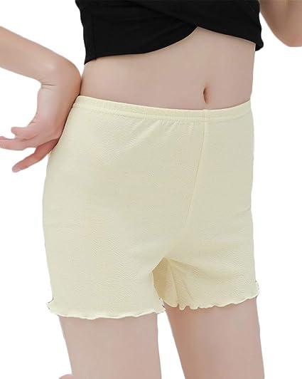 Quge Mujer Pantalones De Seguridad Bragas Algodon Mujer Boxer ...