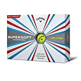 #6: Callaway 2017 Supersoft Golf Balls (One Dozen)