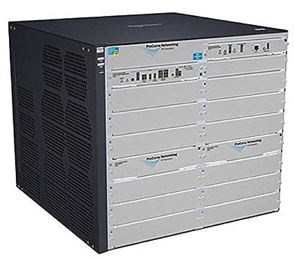 HP Switch HP 8212-92G-PoE+-2XG v2 zl con software Premium - Switch ...