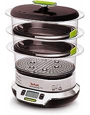 Tefal VS4003 Vitacuisine Compact stoomkoker - Stop- en warmhoudfunctie - Snelkookfunctie