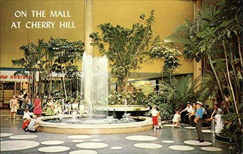 Cherry Hill Shopping Center Cherry Hill, New Jersey Original Vintage - Cherry Center Hills Shopping