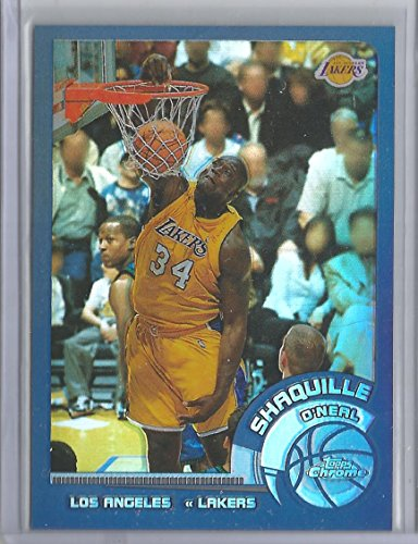 03 Topps Chrome Basketball - 4
