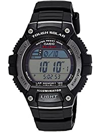 Men's WS220-1A Tough Solar Digital Sport Watch
