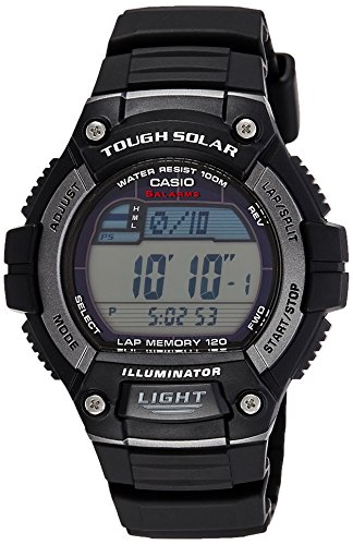 Casio WS220 1A Tough Solar Digital