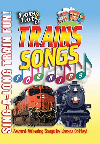Lots & Lots of Trains For Kids - Music Videos and Train Songs (Store Love Trains Toy)