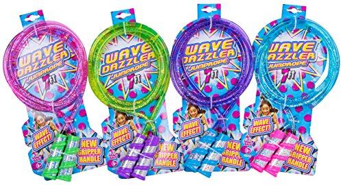 Maui Toys Wave Dazzler Jump Rope, Colors May Vary