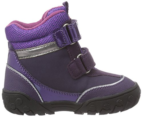 Pictures of Geox B Gulp Girl ABX 2 Boot ( Prune 7 M US Toddler 3