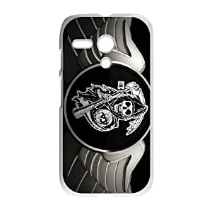 Sons of Anarchy for Motorola Moto G Cell Phone Case & Custom Phone Case Cover R55A652731